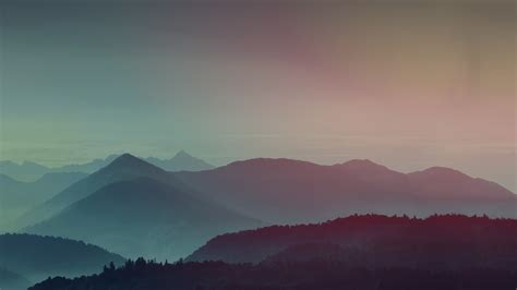 foggy mountains wallpapers hd wallpapers id