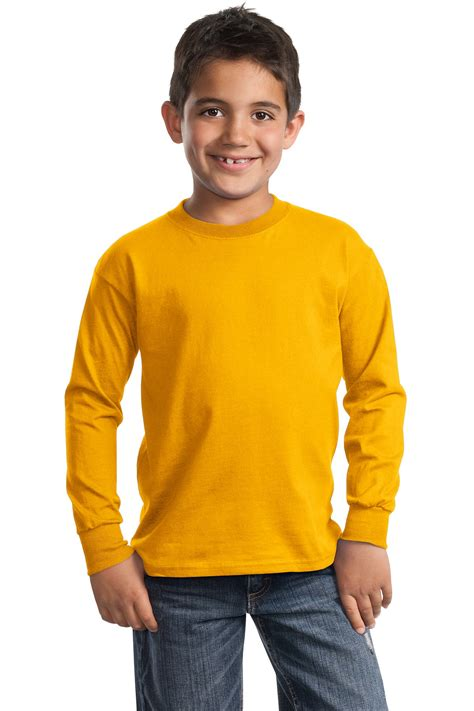 Detox Tshirt Manufacturer by Port Company Tshirt Pc61yls Sleeve Essential T