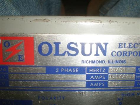 olsun transformer wiring diagram olsun electric