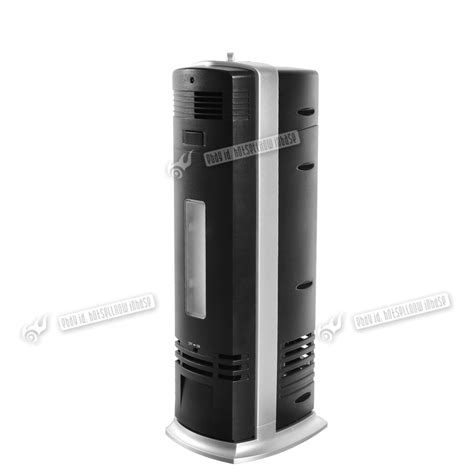 1pcs breathe fresh air purifier carbon filter ionic ionizer cleaner with uv c uk ebay