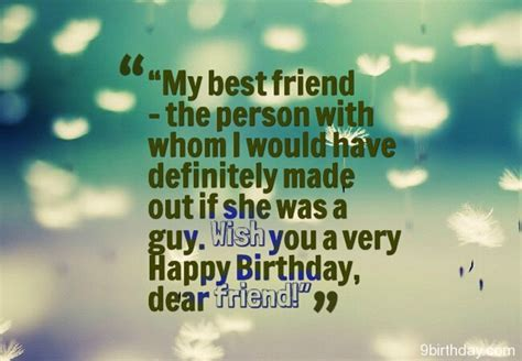 Best Friend Birthday Quotes For Boy by 52 Most Amazing Birthday Quotes For Friends Loved Ones