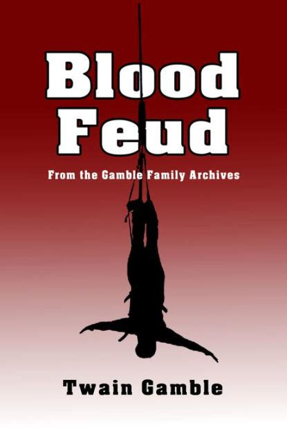 Blood Feud blood feud by gamble nook book ebook barnes