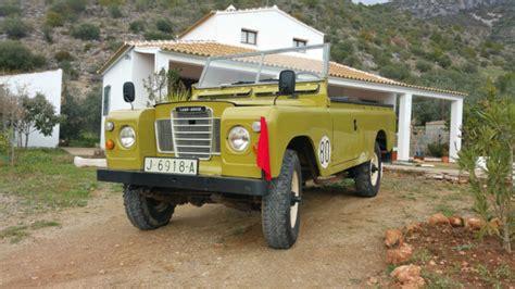 convertible land rover vintage land rover santana 109 series convertible 4x4 vintage truck