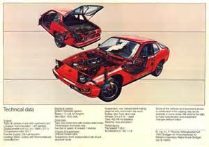 Vintage Porsche Parts Pelican Parts Vintage 924 944 Porsche Literature