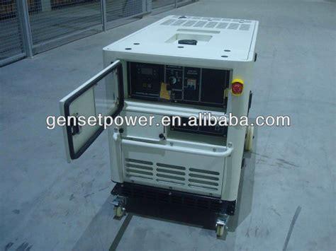 Genset Silent 20 Kva Kubota Japan 10kva silent portable generator with stamford alternator