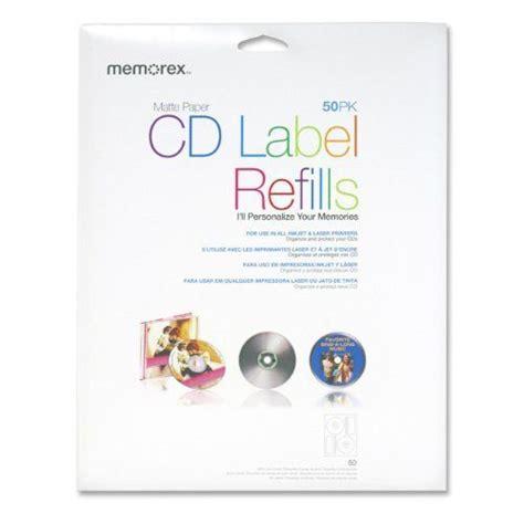 program  memorex cd label software vista