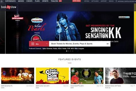 bookmyshow revenue bookmyshow eyes 4 million in ad sales livemint