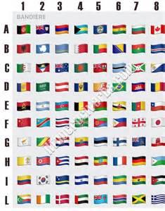 le e tutti i nomi delle bandiere di whatsapp iltuocruciverba