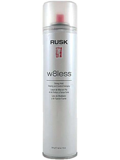 Rusk W8less Hair Dryer Attachments rusk w8less hair spray free shipping 99 luxury
