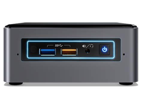 Intel Nuc 5cpyh 4h500 Celeron N3050 intel nuc kit 6i5syh nejrychlej蝣 205 cz