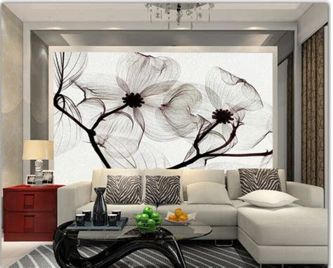 Wallpaper Sticker Hitam 10m get cheap solid black wallpaper aliexpress