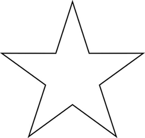 printable captain america star star template for captain america varied sizes perfect