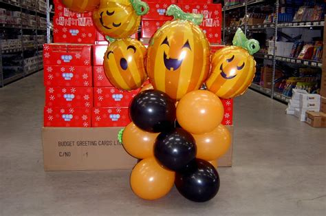 Party balloons 4 you halloween party balloon decorations