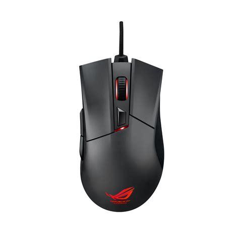 press release asus republic of gamers announces gladius gaming mouse rog republic of gamers