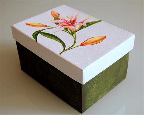 tecnicas para decorar cajas de carton a crear con imaginaci 243 n fieltro foamy tela reciclar
