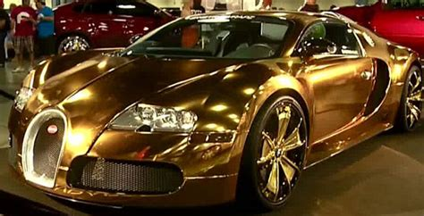 flo rida wraps his bugatti veyron in gold stuff co nz