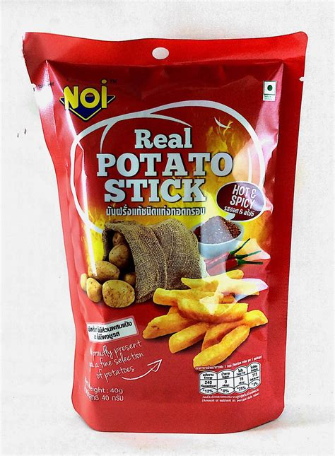 Tong Garden by Tong Garden Potato Chips Spicy 40 Gm Available At Snapdeal For Rs 60