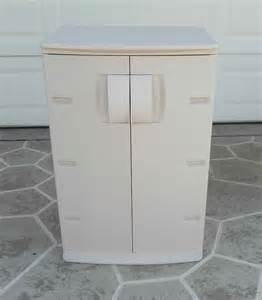 Rubbermaid Outdoor Wall Cabinet Bar My Other Free Standing Used Storage Utility Cabinet See