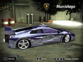nfsmw new cars automobile need for speed most wanted lamborghini top cars