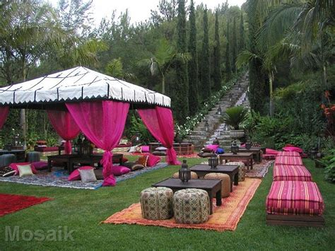 sweet  moroccan party