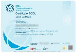 Cos Un Ente Autonomo by Che Cos 232 La Patente Europea Computer
