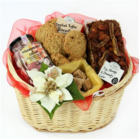 Sweet Display with Gourmet Gift Confections - UK Gifts ... Gift Baskets Delivered Today
