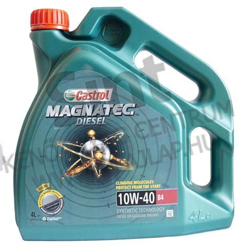 Castrol Magnatec Sae 10w 40 Api Sn Galon 4 Liter Original castrol magnatec 10w 40 diesel 4 l motorolaj szem 233 lyg 233 pj 225 rmű 10w40 olajlap hu