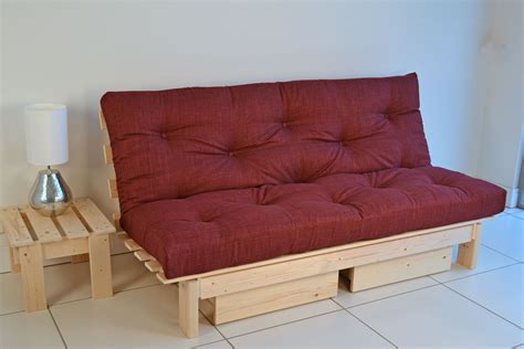Futon Sof by 3 Seater Futon Sofa Beds