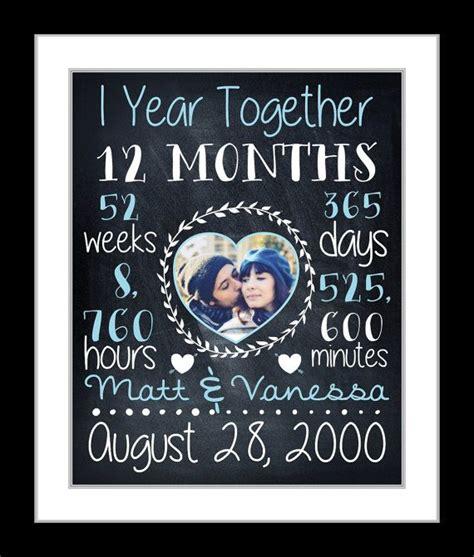 1 Year Anniversary Gifts For Boyfriend Ideas - best 25 anniversary gifts for boyfriend ideas on