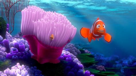 anemone finding nemo director s commentary track review finding nemo pixar post