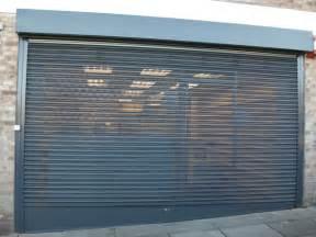 Designer Garage Door birkenhead roller shutters birkenhead cetra security
