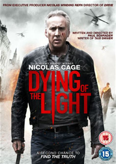 film nicolas cage dying of the light writer director paul schrader may be best advised to