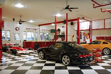 2 Car Detached Garage now that s what i call a beautiful car garage part 12