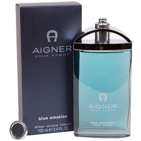 Parfum Aigner Blue Emotion aigner pour homme blue emotion after shave lotion for