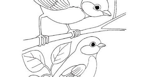 simple bird coloring page simple bird coloring pages best coloring page site