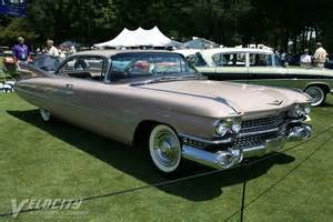1959 Cadillac Sedan Picture Of 1959 Cadillac Series 62 Coupe