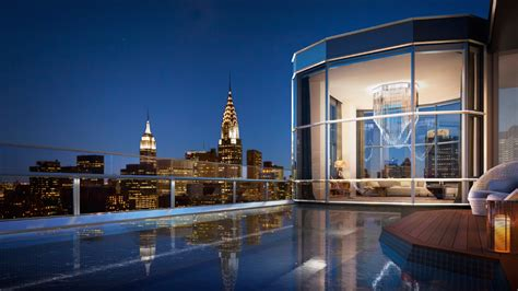 best penthouses manhattan luxury penthouses will be most expensive