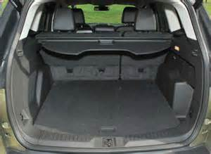 Ford Escape Trunk Dimensions Ford Escape Cargo Dimensions Quotes