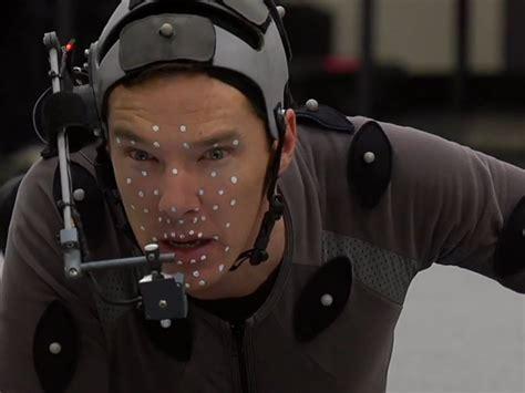 best captures the hobbit benedict cumberbatch motion capture smaug