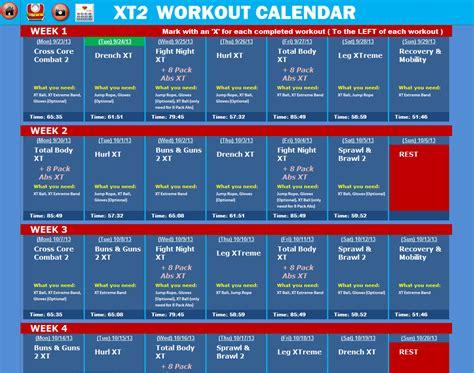 printable tapout xt calendar tapout xt 2 calendar new calendar template site