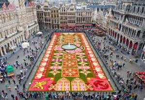 Flower Carpet Flower Carpet Brussels