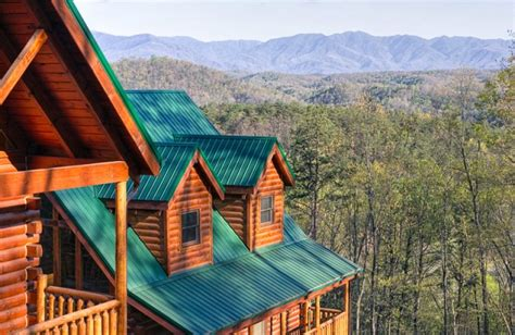 Cabins In Smoky Mountains by Work William Britten Photography