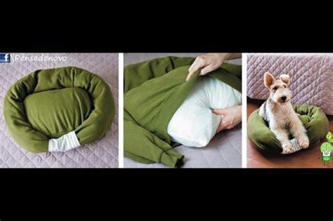 diy dog bed pillow diy dog bed