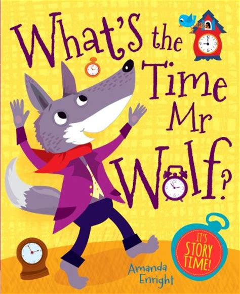 ebook what s the time mr wolf di igloo books ltd