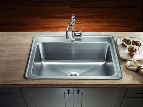 Drop In Stainless Steel Kitchen Sinks Sinks Stunning Stainless Kitchen Sink Stainless Kitchen Sink Commercial Stainless Steel Sinks