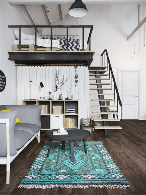 Loft Ideas | 3 loft decorating ideas for a unique home decor home