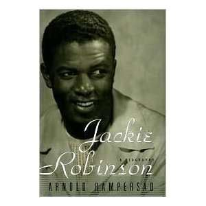 Jackie Robinson Graphic Biography meet the author arnold rersad
