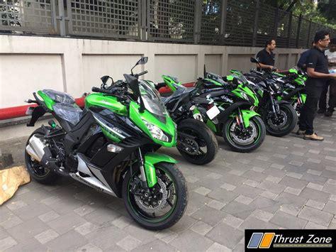 Kawasaki Price by Kawasaki India Cbu Motorcycle Prices List Here Lots Of
