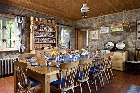 aga  warm heart   lisheen castle  ireland country kitchen european kitchens