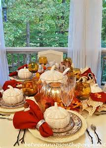Fall Table Settings Ideas For Fall And Thanksgiving Table Settings Tablescapes